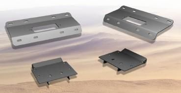 Kit para Winch Aluminio RIVAL para Can Am Maverick 1000